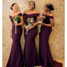 ee2502049885 2019 South African Bridesmaid Dresses Summer Country Garden Church Formal  Wedding Party Guest Maid of Honor
