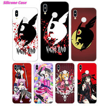Silicone Phone Case Akame Ga Kill cartoon for Huawei P Smart 2019 Plus P30 P20 P10 P9 P8 Lite Mate 20 10 Pro Lite Nova 3i Cover все цены