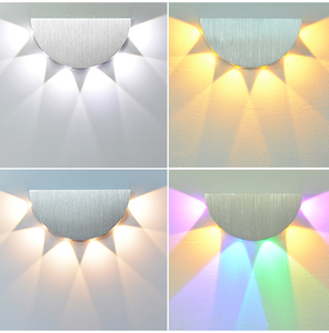 Image 5 - YooE Indoor LED Wall Lamps Modern Decorate Wall Sconce Livingroom Bedroom aisle BedsideLED Wall Light