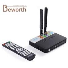 Android 7.1 TV Box 3GB RAM 32GB EMMC ROM Amlogic S912 Octa Core 2G 16G Streaming Media Player 2.4G/5G Wifi BT4.0 4K KODI 17.1