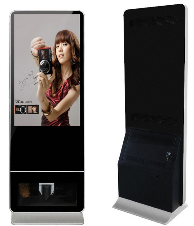 32 42 43 47 55 65 Inch Shoe-cleaning Machine And Led Lcd Tft Hd Panel Display Touch Interactive Advertising Screen Display