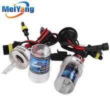 H7 HID Xenon Pure White Replacement Car 6000K 35W Headlight Headlamp Bulb Lamp parking Car Light Source