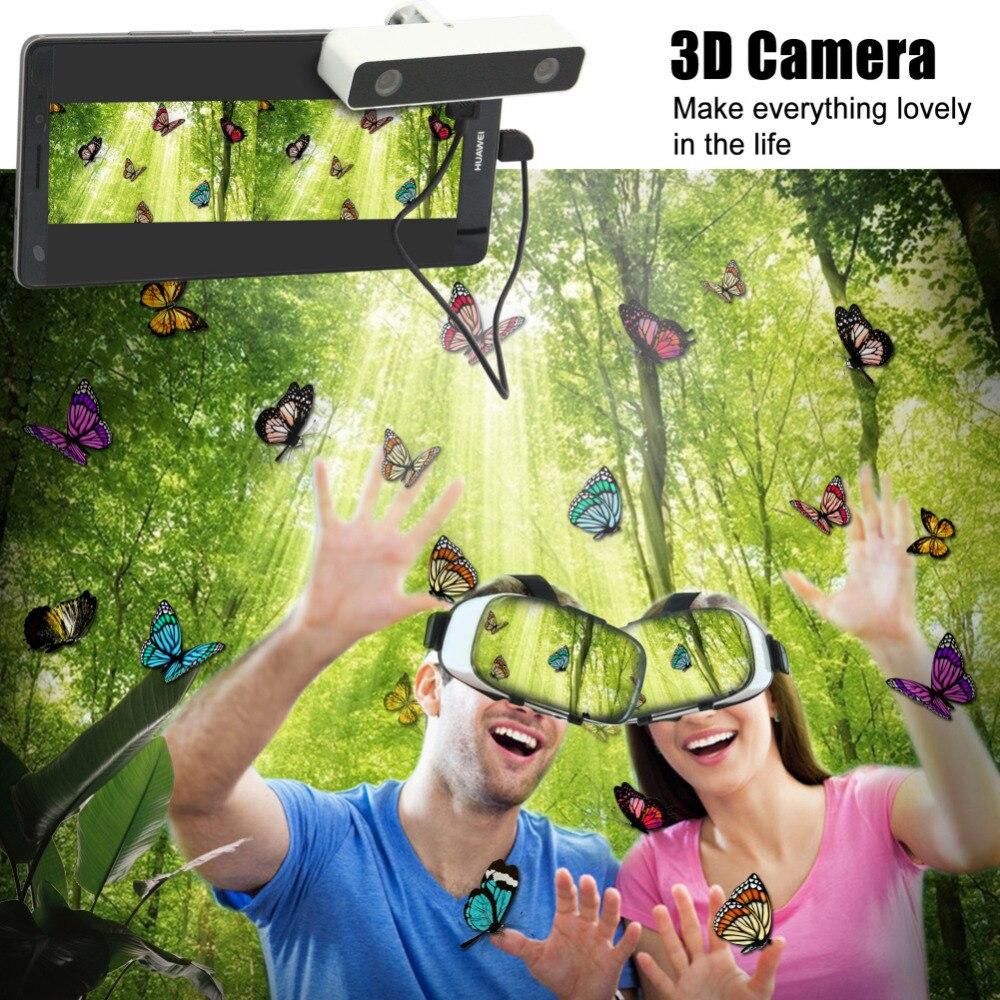 <font><b>Virtual</b></font> <font><b>Reality</b></font> Smartphone 3D <font><b>Glasses</b></font> <font><b>VR</b></font> Headset Box Set with Mini 3D effect <font><b>VR</b></font> <font><b>virtual</b></font> <font><b>reality</b></font> Camera <font><b>for</b></font> Android Mobile Phone