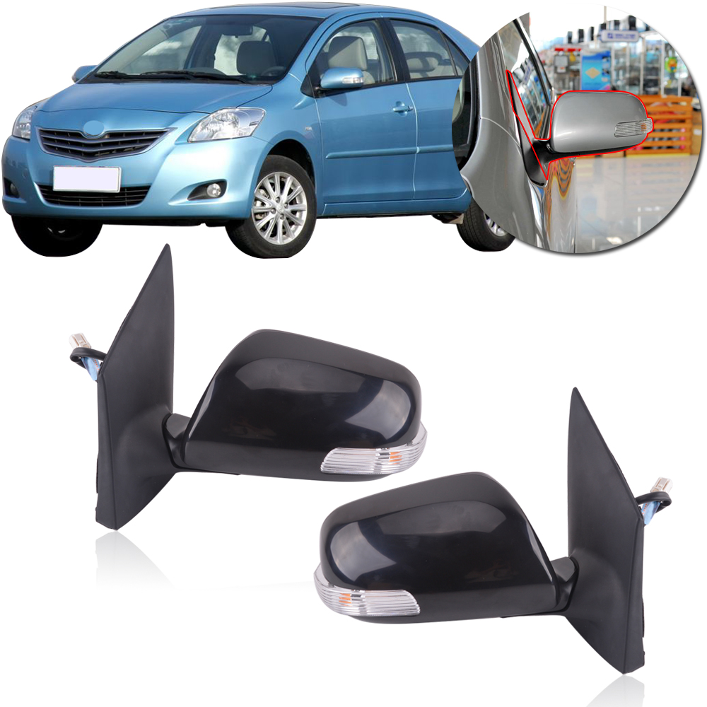 Side Mirror Skoda Superb 2008-2013 Electric Thermal Foldable Right