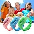 -Fácil utilização gps à prova d' água smart watch smartwatch relógio de pulso crianças rastreador com sos ajuda/chamando por uma chave de voz/voz monitoramento