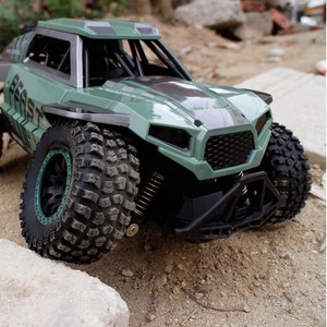 Image 5 - Haoyuan Athlon 3318 remote controlled cross country mountain bike high speed mountain off road vehicle crawler type 4 rc car