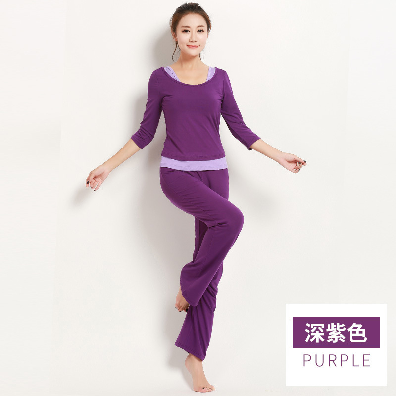 Yoga Clothing Wholesale Suit New Female Three Dresses In