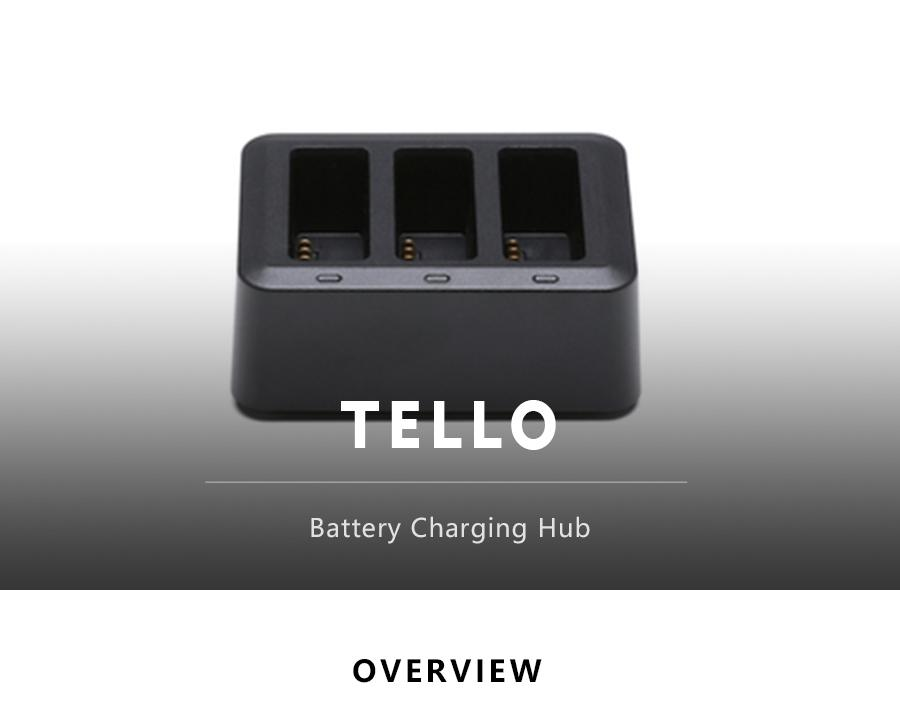 LeadingStar Tello Drone Battery Manager G1CH Spare Parts for UAV zk30