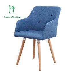 الخشب الحقيقي المنزلية التعاقد وجبة الموضة على الطراز الأوروبي كرسي كرسي الترفيه الإبداعية