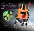 Лазерный уровень, строительные инструменты/nivel лазер 360 градусов поворотный наливные 5 линий 6 пуанты лазерный Измерительный Инструмент