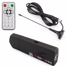 Top Deals USB2.0 RTL2832U+R820T DVB-T SDR+DAB+FM Dongle Stick Digital TV Antenna SDR Receiver