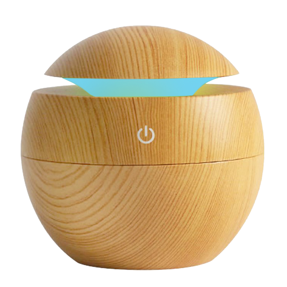 Air USB Aroma Essential Oil Diffuser Ultrasonic Cool Mist Humidifier Air Purifier 7 Color Change LED Night light for Office Home ultrasonic air humidifier essential oil diffuser led light aromatherapy 7 color change electric aroma diffuser for home office
