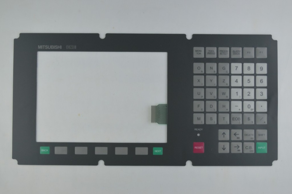 KS-MB952A : KSMB952A Membrane Keypad for M3 CNC system New 90 days warranty, FAST SHIPPING,New & Have in stockKS-MB952A : KSMB952A Membrane Keypad for M3 CNC system New 90 days warranty, FAST SHIPPING,New & Have in stock