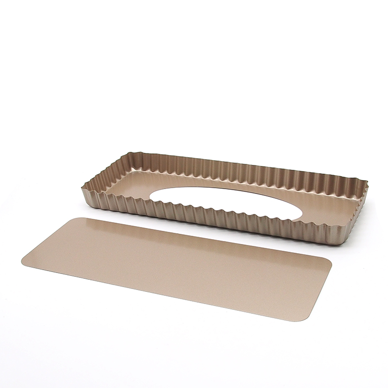 14 inch 1pcs Baking Pan Bread Loaf Pans Cake Tart Quiche Pan Hight Quality Bakeware GF44308