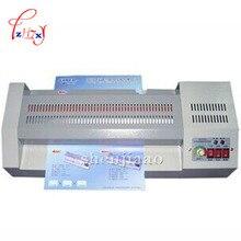 A3 plastifieuse chaude et froide lamintor machine à plastifier 320 papier plastifieuse film plastifieuse 110 V/220 V