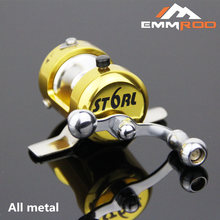 Mini Wiel Reel Fishing