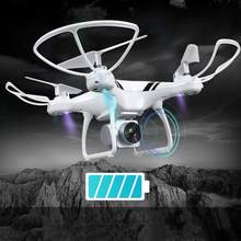2019 KY101S 360 Degree Roll Camera Drones 6-Axis Gyro Quad-rotorcraft Flight With HD Wifi FPV 20min Flying Time Altitude Hold(China)