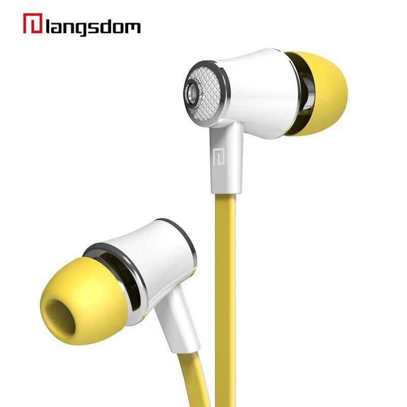Colorful Music Eearphone Latest Original Brand fone de ouvido Super Bass In-Ear Earbud with Mic for Xiaomi Samsung Meizu jr farm 13691