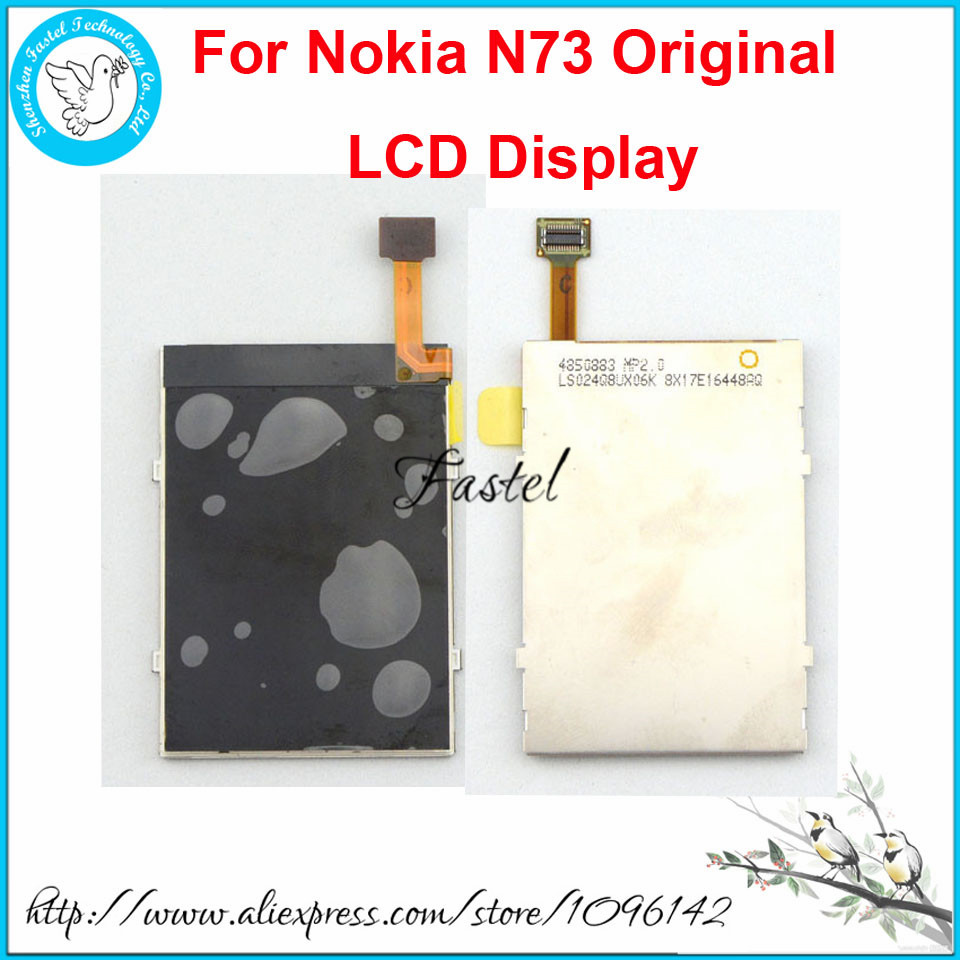 For Nokia N71 N73 N93 New original Mobile Phone LCD screen digitizer display + Tools, free shipping new original mobile phone lcd display screen digitizer for nokia asha 2060 206 c3 01 x3 02 asha 202 2020 asha 203 2030 tools
