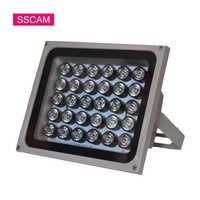 AC 220 V CCTV Füllen IR Leds 30 Stück Array Infrarot Led Licht Illuminator Lampe Wasserdicht Lichter für CCTV Kamera in der Nacht Zeit
