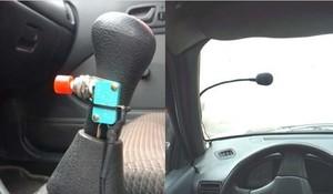 Image 5 - honghuismart Hand free microphone speaker 8pins for IC 2200H,IC 2720,IC 2820 ,IC V8000 etc car vehicle radio ham