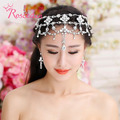 New Arrival top crystal bridal jewelry sets tiara+necklace+earrings wedding jewelry accessory Wedding Party Jewelry Set RE41