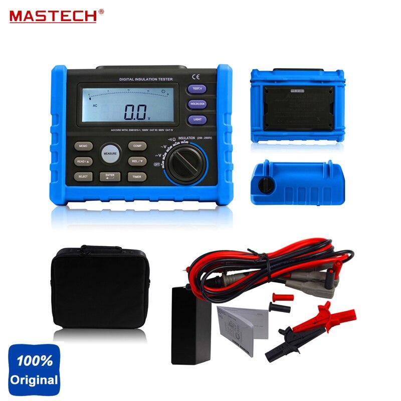 Portable Digital Multimeter Insulation Resistance Meter