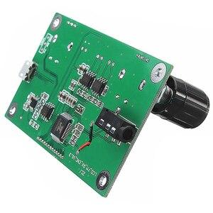 Image 3 - 1Pc 87 108MHz DSP & FM Módulo Receptor de Rádio Stereo PLL LCD Digital + Controle de Série