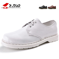 Genuine Leather Shoes Men British Oxford Casual Business Brand Whtie Office Formal Dress Shoes Flat Italian