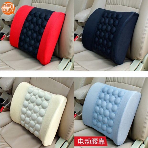 Orthopedic Wedge Cushion Car Seat Massage Memory Foam Back Lumbar Electric Massager In Supports From Automobiles Motorcycles On Aliexpress