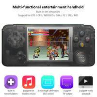 Dla Retrogame Gracza Handheld Konsoli Do Gier 3.0 Cal Wbudowany W 1151 Gry wsparcie dla CP1 CP2 NEOGEO GBA FC Format Wideo Gry MD