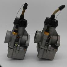 Pièces de moteur, une paire de carbures K68Y et K68Y0 1 pour carburateur URAL/DNEPR 650CC
