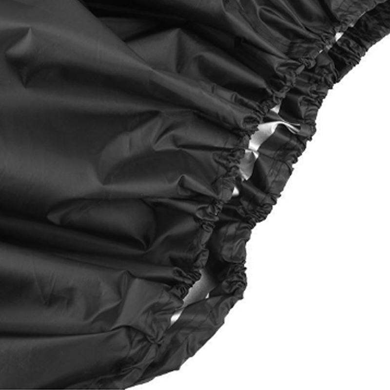 Outdoor Garden Party Black Polyester Table Chair Dust Cover Weatherproof Patio Furniture Rain Prevention Protector Bag FV001 2