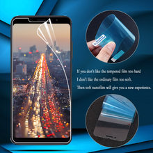 Nano Explosion-proof Film For Xiaomi Redmi Note 7 5 6 Pro Screen Protector For Xiaomi Mi 8 Lite SE A2 Play (Not tempered glass)(China)