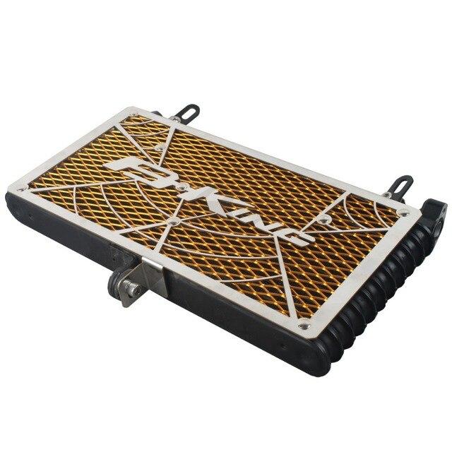 Масляный Радиатор Радиатор Гвардии Крышка Решетка Для Suzuki GSX1300BK b-king 2008-2012 09