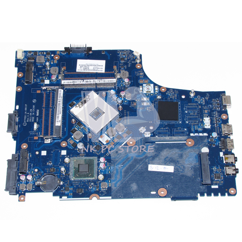 где купить MBRN802001 MB.RN802.001 For Acer aspire 7750 7750Z Laptop Motherboard LA-6911P 3AMFG P7YE0 HM65 GMA HD DDR3 по лучшей цене
