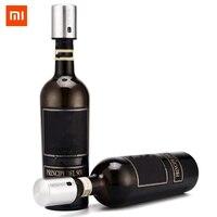 XIAOMI Circle Joy Smart Wine пробка из нержавеющей стали Вакуумная память винная пробка электрическая пробка винные пробки бар инструменты