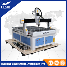 T-slot table ball screw transmission LXG1218 woodworking cnc machinery 3d wood carving cnc router cheap JNLINK Required Nc-studio Control System Stepper Motor 450B Leadshine Drive 2 2kw 3 0 Kw 4 5kw 6 0kw Fuling Inverter Itily Air Cooling Spindle