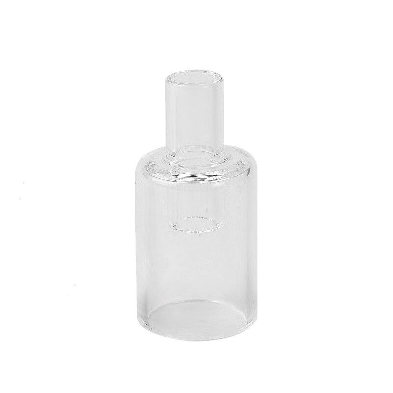 Pyrex Glass Mouthpiece Cap Adapter Stem Tube Tool For Longmada Glowcore Wax Tank Vape Starter Kit Atomizer Vaporizer E-cigarette With A Long Standing Reputation Electronic Cigarettes