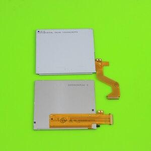 Image 4 - Üst alt LCD ekran ekran Nintendo DS Lite NDSL oyun konsolu için alt aşağı LCD ekran NDSL için onarım bölümü aksesuarları