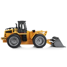 Remote Controlled Toy Bulldozer for Kids