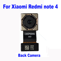 High Quality Tested Working Hongmi Note4 Main Big Rear Back Camera Module For Xiaomi Redmi Note