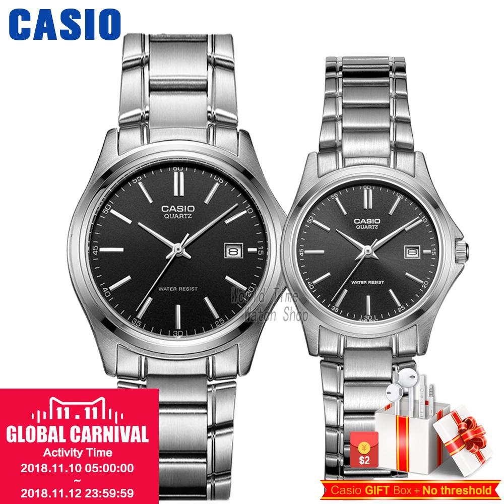 Casio watch Leisure and waterproof quartz couple table MTP-1183A-1A LTP-1183A-1A MTP-1183A-2A LTP-1183A-2A MTP-1183Q-7A casio mtp e145d 1a