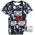 2017 optimus prime 3d camiseta meninos moda hip pop Crianças T Camisas Dos Miúdos T-shirt de Manga Curta Roupas de verão 12-20 T topos