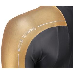 Image 3 - UTTER Elitepro Mens Gold SCS Triathlon Suit Yamamoto Neoprene Swimsuit Long Sleeve Surfing Wetsuit Swimming Suits for Swimwear
