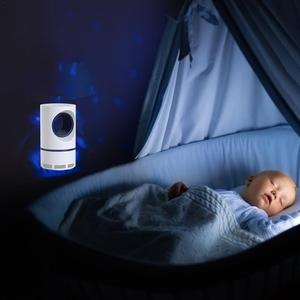 Image 2 - USB Photocatalytic Mosquito Killer Mosquito UV Trap Light Mute Bedroom To Help Sleep Products Save Energy
