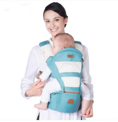 Multifunctional Organic Baby Carrier Sling Ergonomic Newborn Wrap Sling Adjustable Backpacks Carrier Baby Carrier Manduca Wap