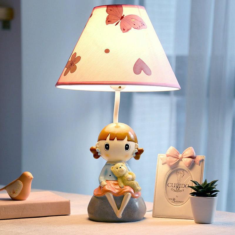 Aliexpress.com : Buy Little Girl Table Lamp Bedroom ...