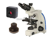 Discount! Best sell, USB3.0 14M Digital Darkfield Microscope with 40x-1000X  for lab/ Clincal /Hospital /researching Using