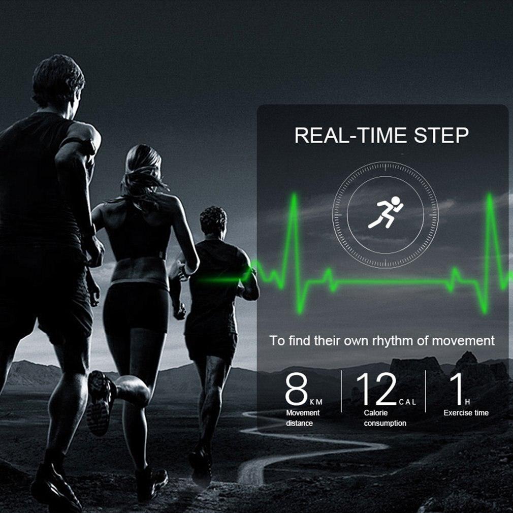 Gps Bluetooth 4,0 женские цифровые часы уличные Смарт часы для мужчин женщин барометр спортивный браслет на запястье часы для модного подарка - 4
